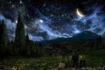 Wandering Among Stars